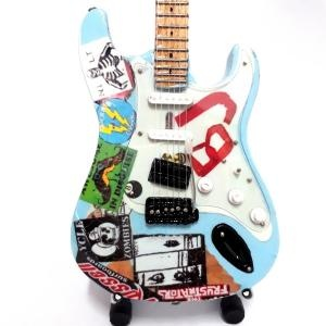 Miniaturka Fender Stratocaster Billy Joe Armstrong Green Day 2