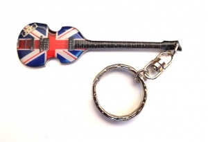 Breloczek  Gitara basowa The Beatles - Paul McCarthney - UK bass