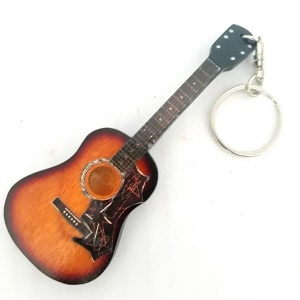 Breloczek gitara -  The Beatles - John Lennon Classic