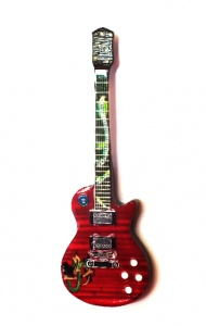 Magnes gitara Les Paul Snakepit - Slash