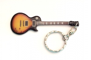 Breloczek gitara Guns and Roses - Slash