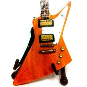 Miniaturowa gitara  U2 - The Edge