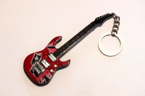 Gitara breloczek Led Zeppelin – Tribute