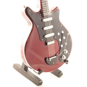 Miniaturowa gitara Queen - Brian May - Special Red