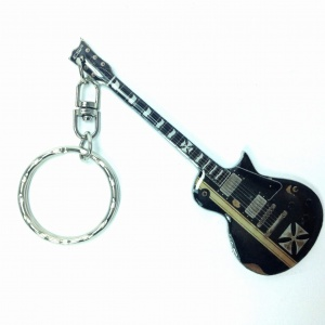 Brelok gitara -Metallica - James Hetfield - Iron Cross