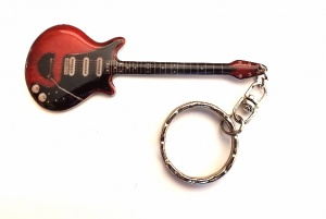 Breloczek gitara Queen - Brian May - Red Special